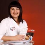 Nadine Aschgan Laser Kompetenz Zentrum